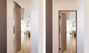 フルハイトドアと一般的なドアの違い